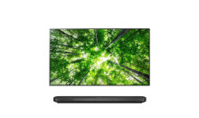 TV LG OLED e LG SUPER UHD 2018: LG Presenta la linea TV Futuristic 2018 con tecnologia di visualizzazione avanzata al CES 2018