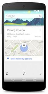 google-android smarphone app_dove ho parcheggiato l'auto