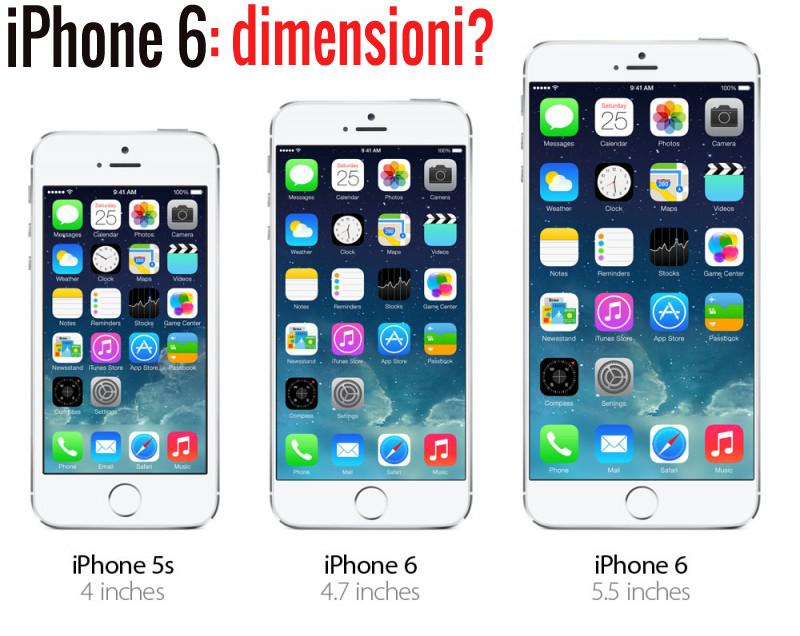 iphone6-dimensioni-schermo