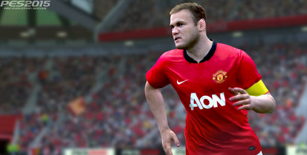 Rooney PES 2015