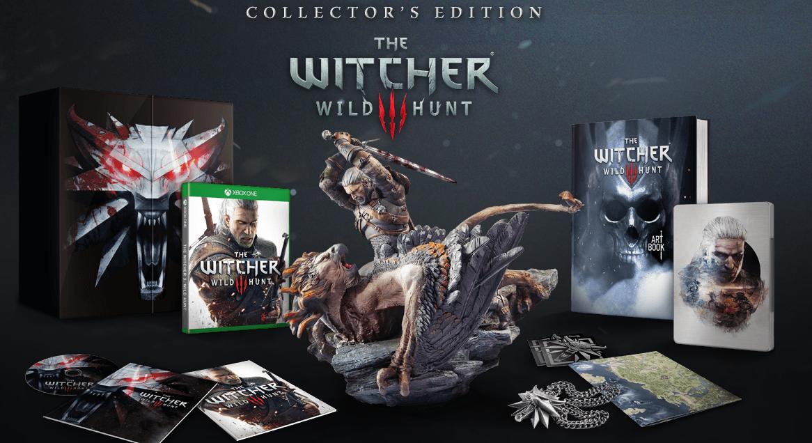 the witcher wild hunt per play station 4 xbox one e pc a febbraio 2015 video gameplay novita caratteristiche screenshot del gioco