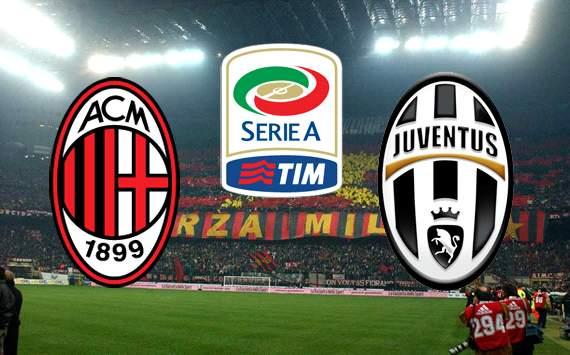 Milan-Juventus diretta tv streaming live gol highlights sintesi 3a giornata serie a 2014 2015_20 settembre