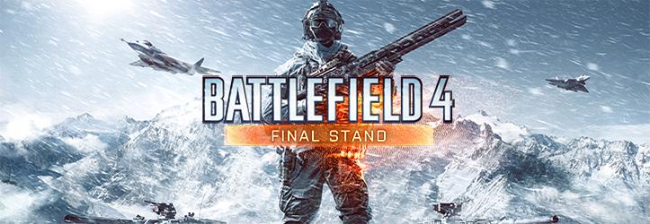 battlefield 4 final stand trailer ufficiale