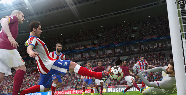 demo pes 2015 per ps4 ps3 pc game xbox one xbox 360