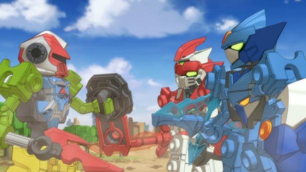 tenkai knights brave battle per nintendo 3ds caratteristiche immagini novita