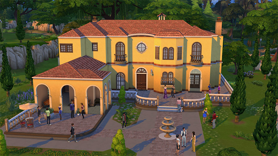 the sims 4 uscita e demo 1