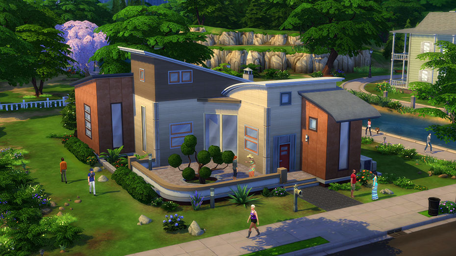 the sims 4 uscita e demo 2