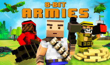 Le forze armate di 8-Bit Armies hanno occupato PS4 e Xbox One