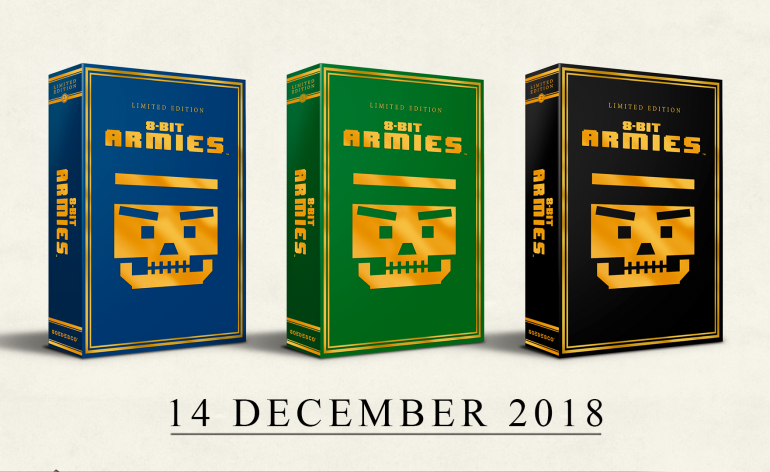 8bit armies limited edition