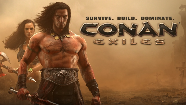 Conan Exiles Gameplay