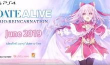 DATE A LIVE: Rio Reincarnation, nuovi aggiornamenti e nuovo personaggio presentato in video
