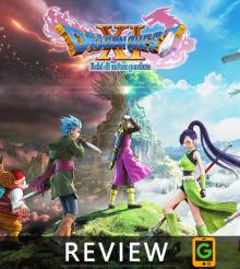 Dragon Quest XI: Echi di un'Era Perduta, la nostra recensione