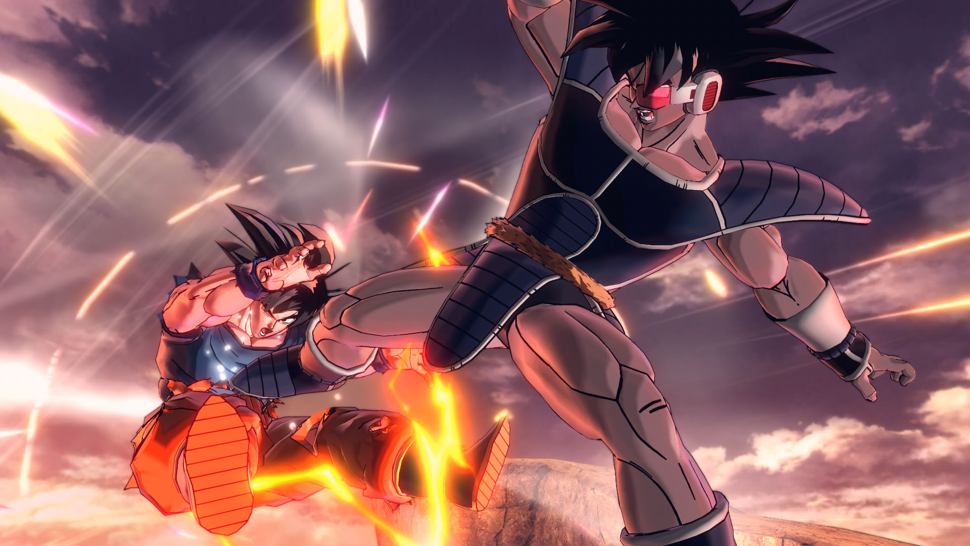 Dragon Ball Xenoverse 2, reveal trailer per Goku Black