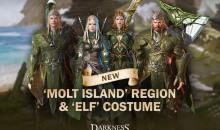 """Darkness Rises, l'action RPG Mobile si evolve con una nuova espansione dal contenuto """"infernale"""""""