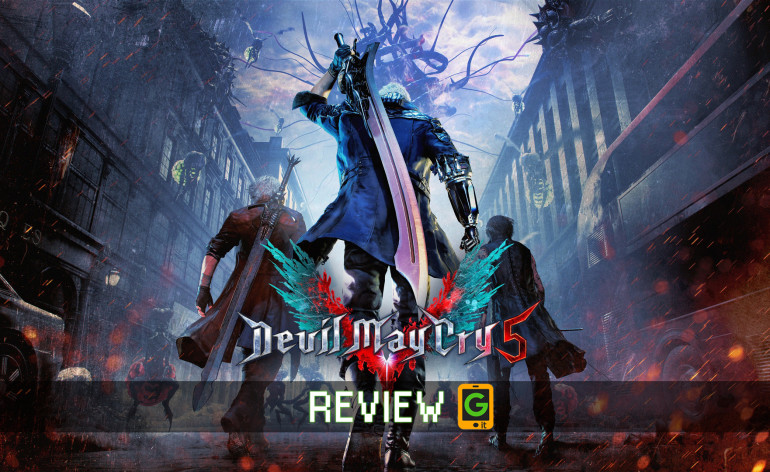 DevilMayCry5-review-ps4