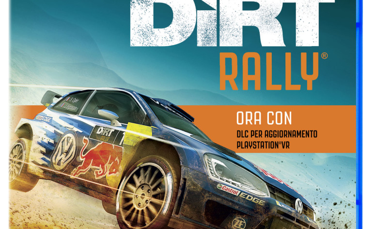 dirt rally approda su playstation vr con l 39 aggiunta del co pilota novit e video geekit. Black Bedroom Furniture Sets. Home Design Ideas