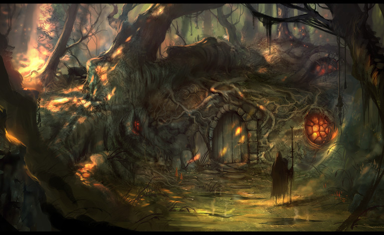 Dreamfall Chapters_Concept Art_NorthlandsForest