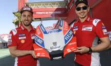 Lenovo è nuovo partner tecnologico del Team Ducati MotoGP