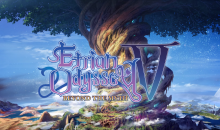 Etrian Odyssey V: Beyond the Myth è disponibile in Europa per 3DS