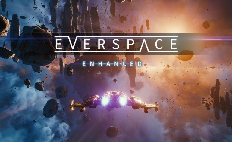 EVERSPACE - Xbox & PS4 Enhanced Keyvisual 4K