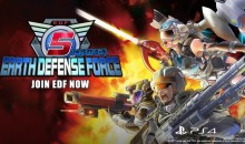L'invasione aliena inizia oggi, Earth Defense Force 5 esce su PlayStation 4