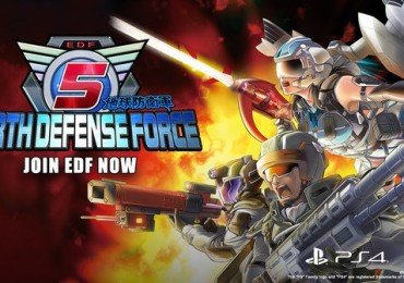 Earth Defense Force 5_Launch_Key_Art
