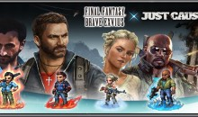 Final Fantasy Brave Exvius: Arrivano i personaggi di Just Cause 3