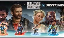 Final Fantasy Brave Exvius: Arrivano i personaggi di Just Cause 3