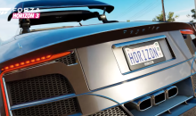 FINAL FANTASY XV Regalia incontra Forza Horizon 3