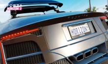 FINAL FANTASY XV Regalia incontra Forza Horizon 3