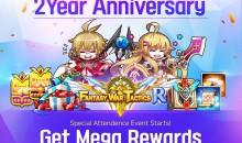 Fantasy War Tactics-R: Eroi, Attrezzature e special events per il Grand Festival che ne celebra l'anniversario