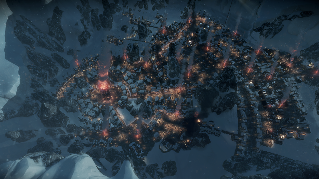 Frostpunk Endless Mode - screenshot02