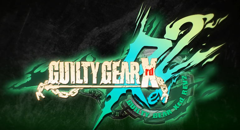 GUILTY GEAR Xrd REV 2_testata