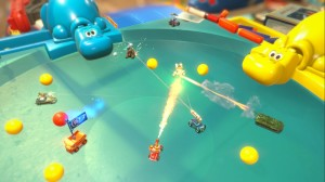 Hungry Hungry Hippos Battle Arena