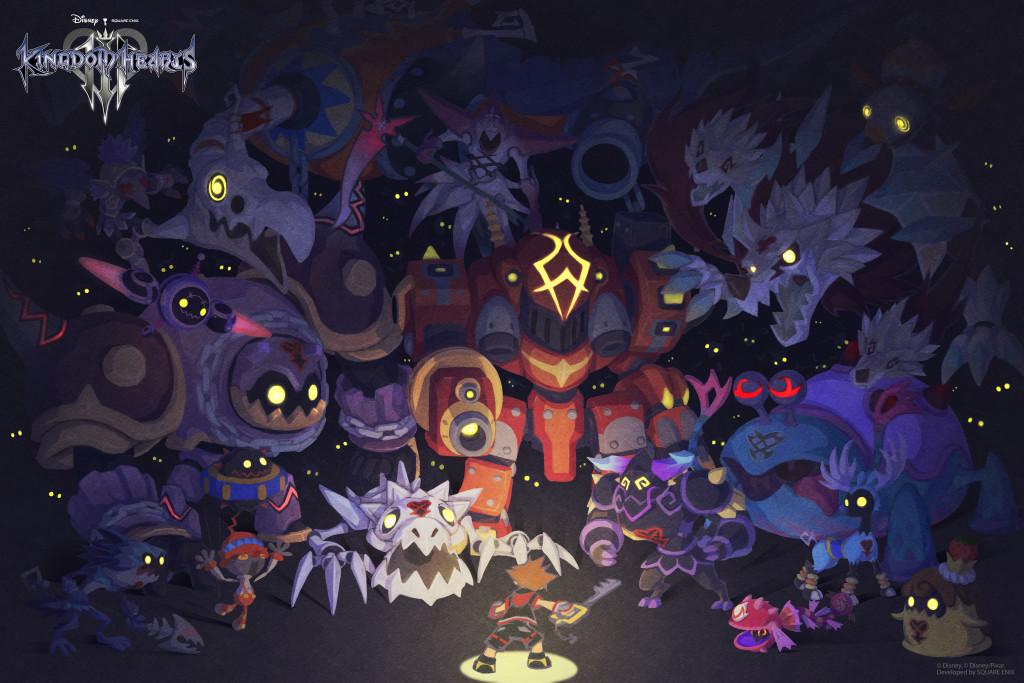 KH3_Halloween_Artwork