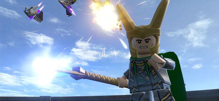 LEGO Marvels AvengersE3 2015Loki V2