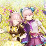 Lydie & Suelle - 3D Model