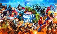 MARVEL Battle Lines: Eroi e super cattivi in arrivo oggi nel card game per dispositivi mobile