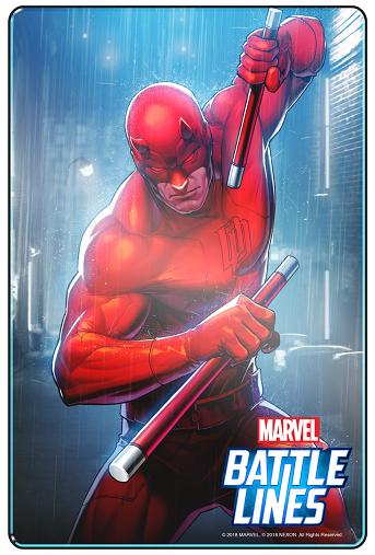 Marvel Battle Lines_Dare Devil