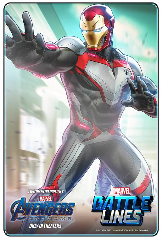Marvel Battle Lines_Iron Man