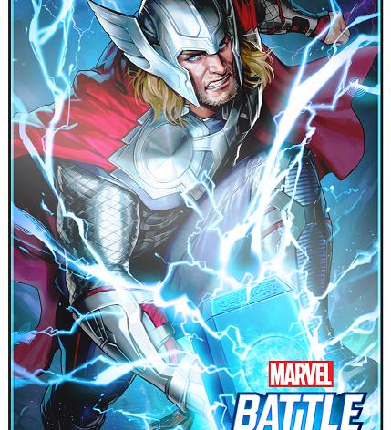 Marvel Battle Lines_Thor