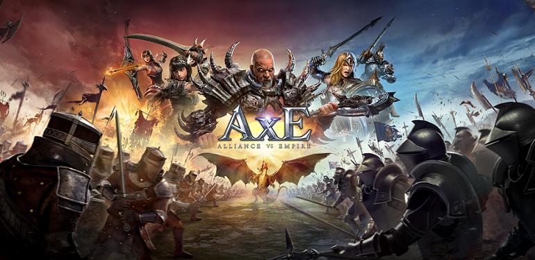 Nexon_AxE_Key Art