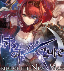 Nights of Azure 2: Bride of the New Moon – Recensione
