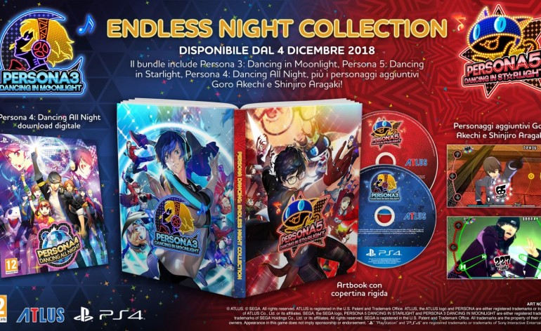 Persona Endless Night Collection Glamshot