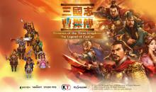 Il simulatore di guerra classica Romance of the Three Kingdoms: The Legend of CaoCao arriva su dispositivi mobili