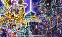 Saint Seiya Cosmo Fantasy – I cavalieri dello zodiaco il gioco disponibile su mobile – Nuovi screenshot e video