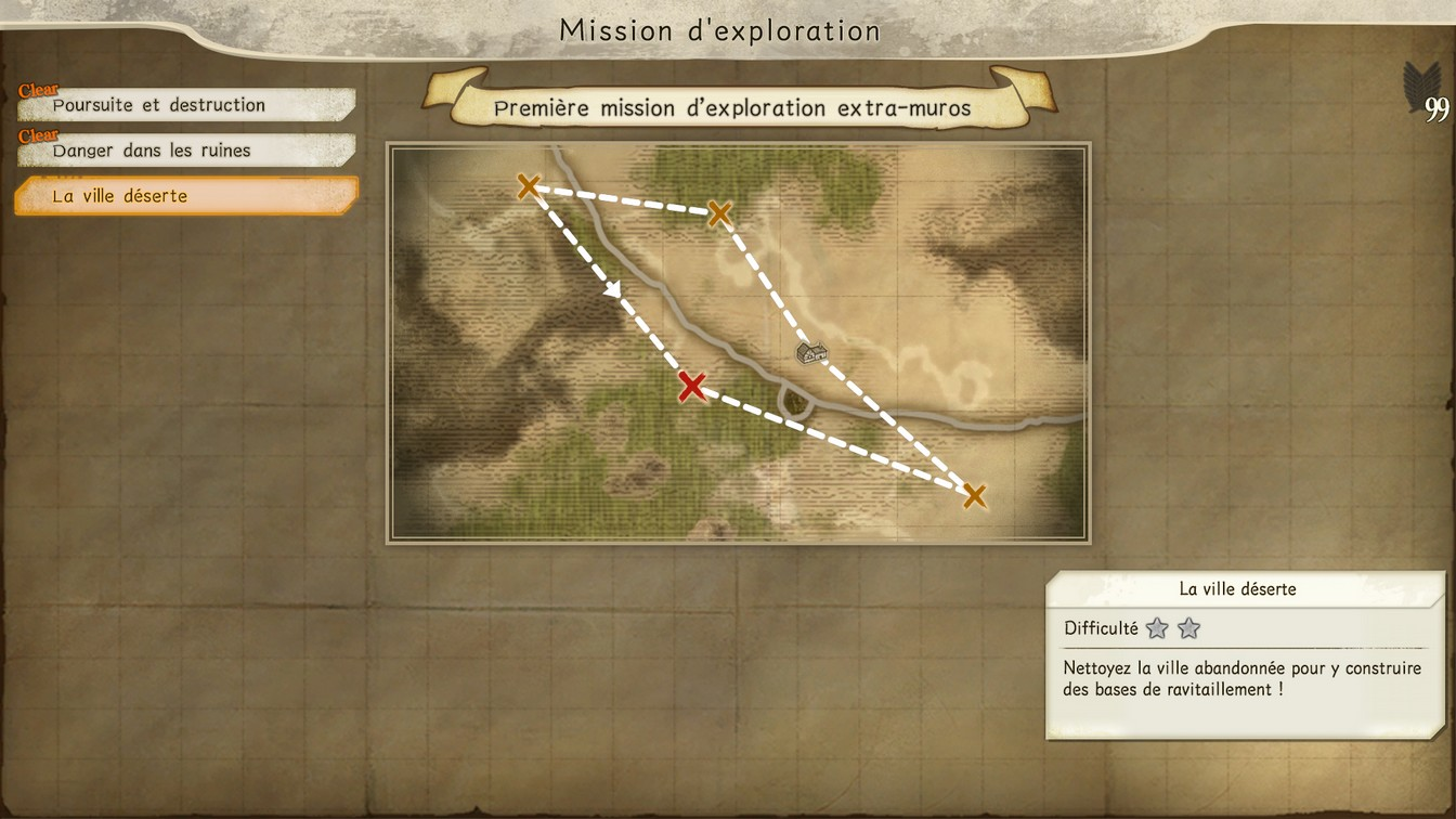 Scout Mission