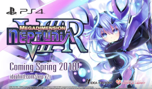 Megadimension Neptunia VIIR, il JRPG in arrivo nel 2018 compatibile con PS VR – Interagisci con le Goddesses / Video