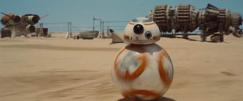 Star Wars 7 il risveglio della forza nuovo trailer video prime immagini