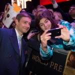 THE HOBBIT PREMIER LONDRA 6